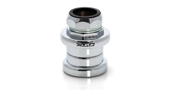 XLC HS-S01 balhoofd draad 1 inch 27 mm conus grijs